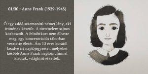 Anne Frank Inktober2018